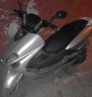 Scooter 150cm3
