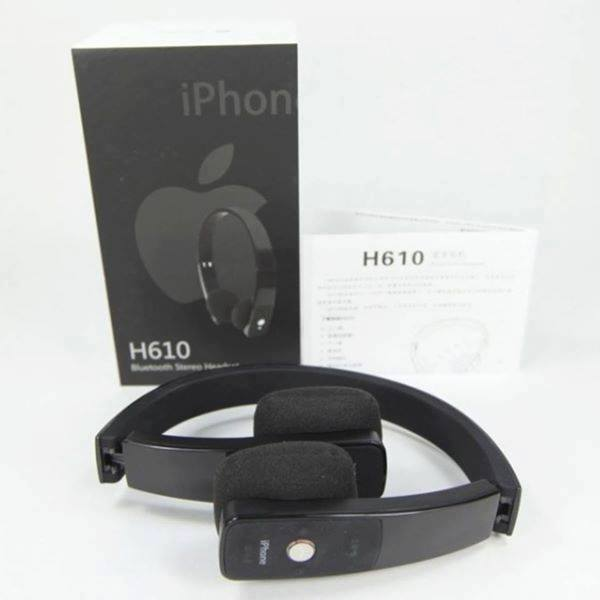 Casque Apple H610