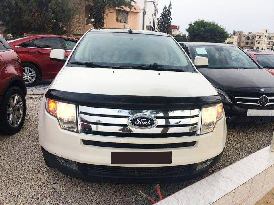 FORD EDGE FULL OPTION